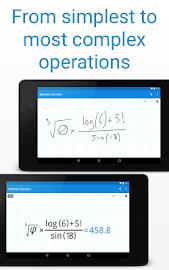 MyScript Calculator Screenshot 14