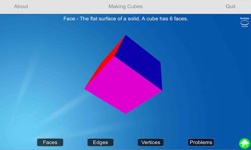 Making Cubes