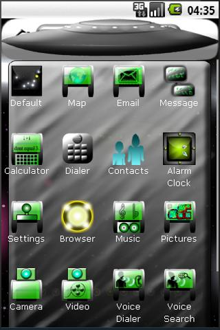 LightShip Theme- screenshot