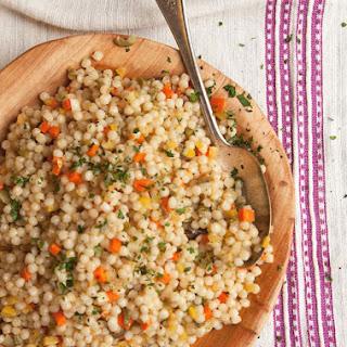 Moroccan Pasta Salad