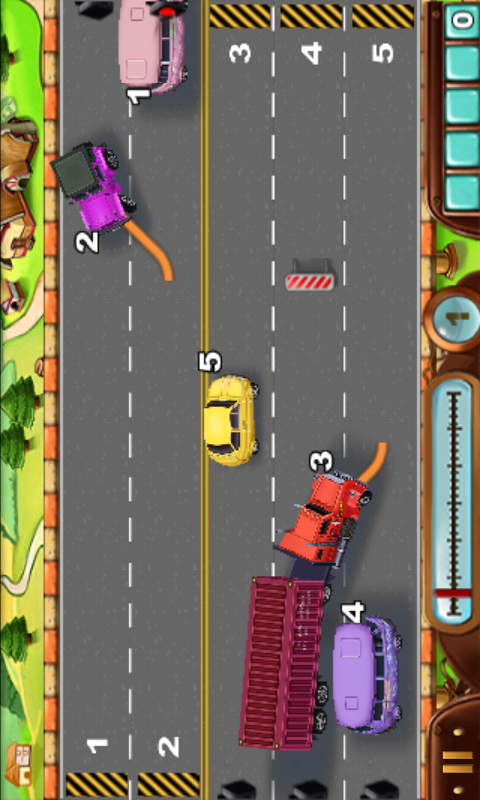 Car Conductor: Traffic Control - screenshot