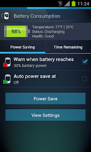 AVG Battery Saver & TuneUp - screenshot thumbnail