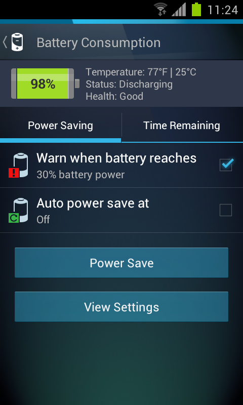 AVG Battery Saver And TuneUp - 1.1.apk