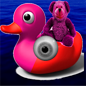 Kindergarten Duck Teddy Puzzle