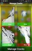 Screenshot of Crack Your Screen Prank