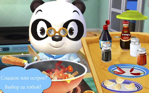 Игра Ресторан 2 Dr. Panda для планшетов на Android