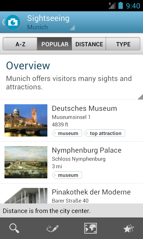 Munich Travel Guide by Triposo- screenshot