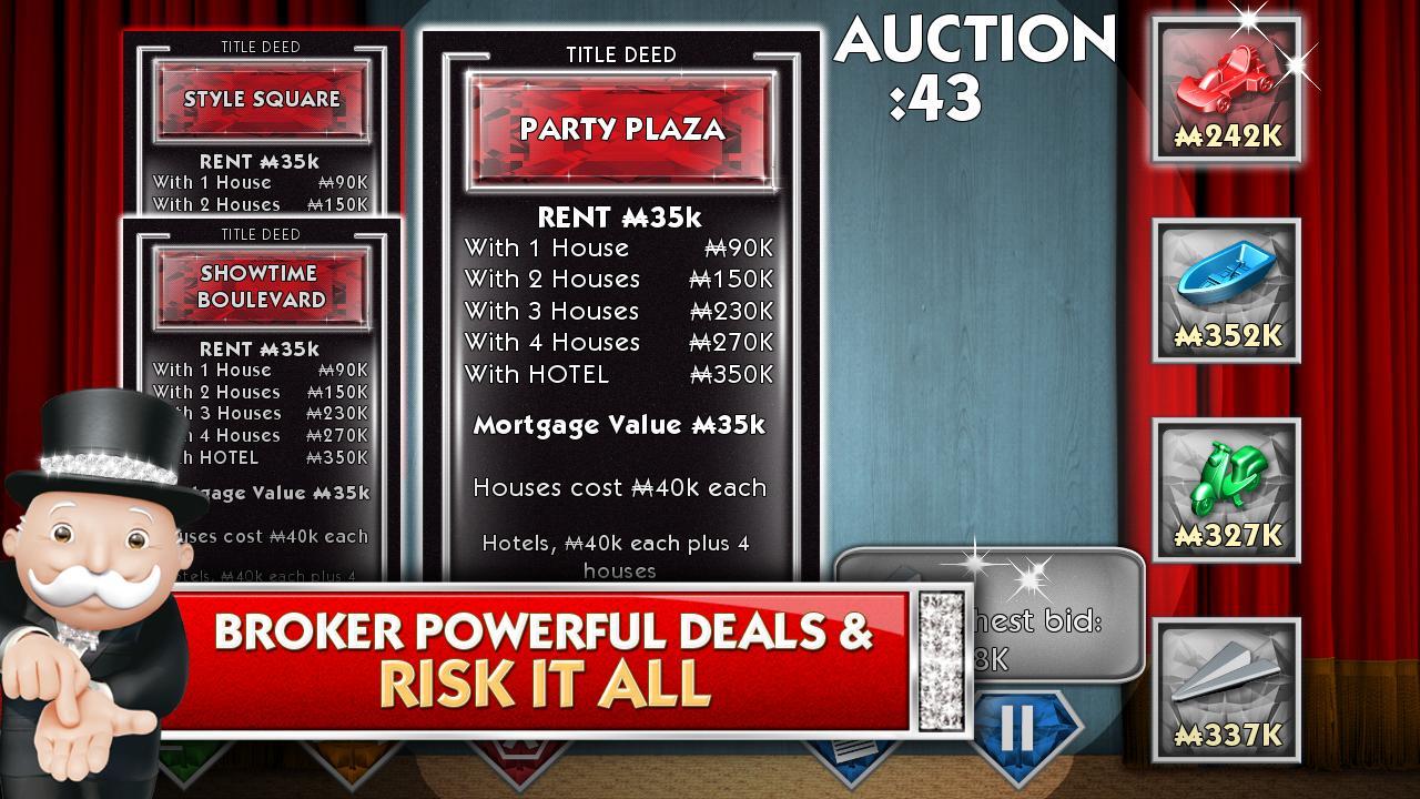 Monopoly Millionaire v3.1.0 APK Full indir