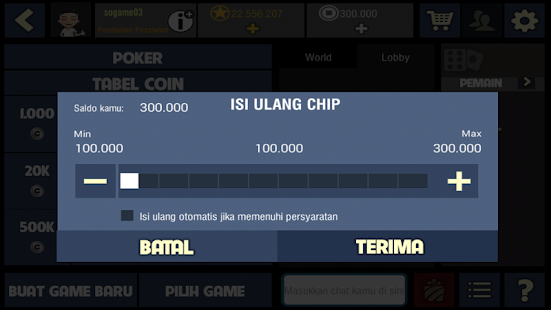 Hack zynga poker android 2018