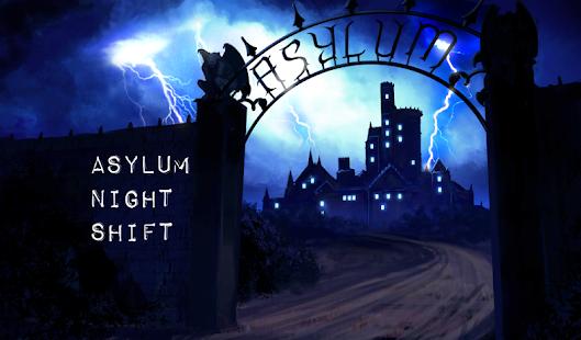 Asylum Night Shift - Five Nights Survival Screenshot