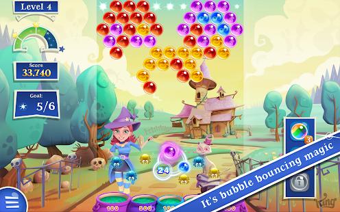 Bubble Witch 2 Saga - screenshot thumbnail