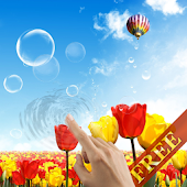 Tulips and Bubbles LWP