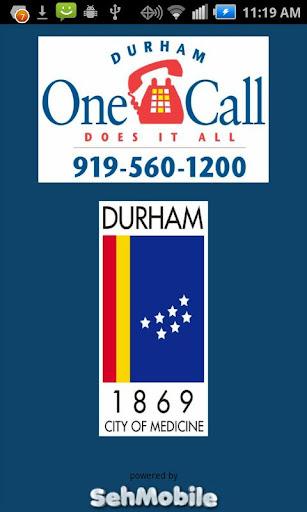 Durham One Call
