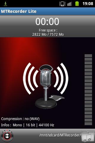MT Recorder Lite- screenshot