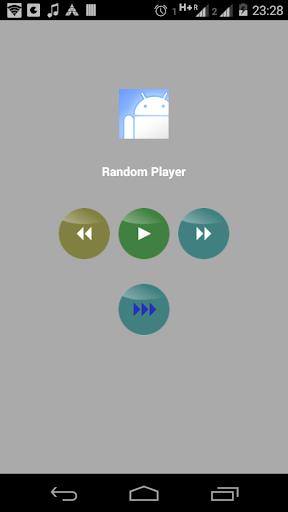 My Mood Music Player