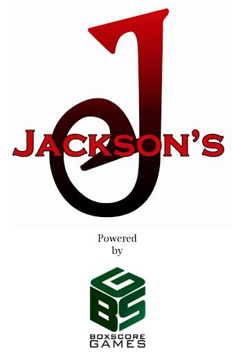 Jackson's - Sports Bingo