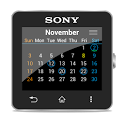 Calendar for SmartWatch 2 icon