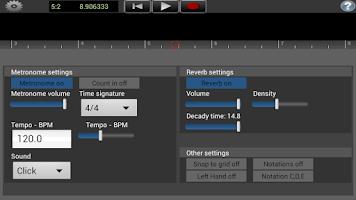 Screenshot of Organ Lite