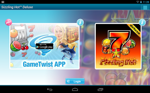 Sizzling Hot™ Deluxe Slot - screenshot thumbnail