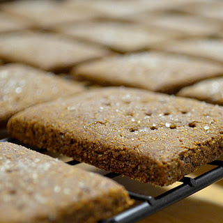 Vegan Whole Wheat Graham Crackers