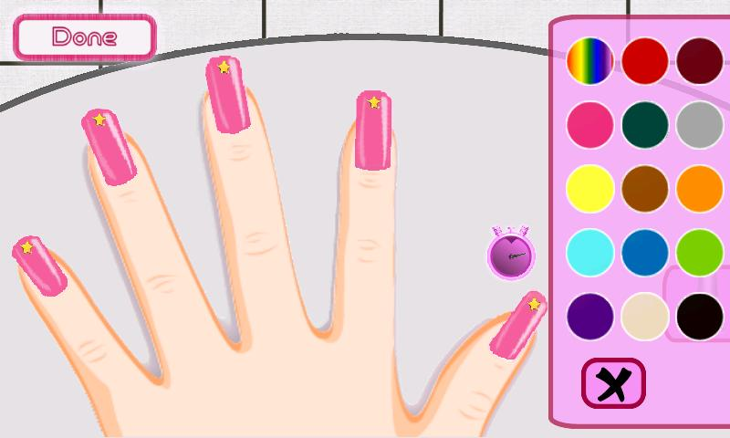a list girl nail salon android apps on google play