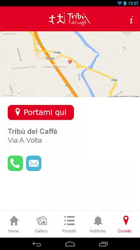 【免費生活App】Tribù Caffé-APP點子