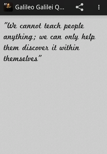 免費下載書籍APP|Galileo Galilei Quotes Pro app開箱文|APP開箱王