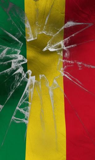 Bolivia flag Free lwp
