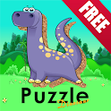 Dinosaur Puzzle for Toddlers icon