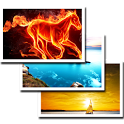 Backgrounds HD 12,000+ icon