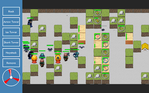 Three Piggies Tower Defense- screenshot thumbnail