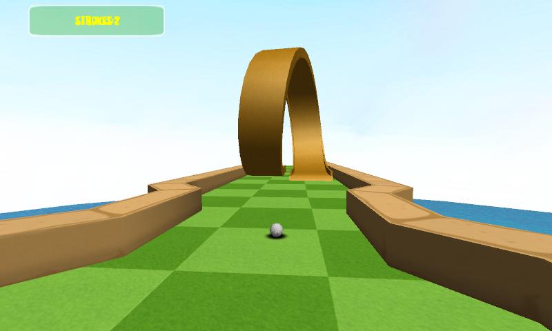 2 player mini golf games
