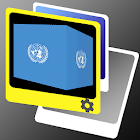 Cube Flags LWP icon