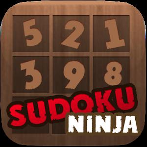 Sudoku Ninja for PC and MAC