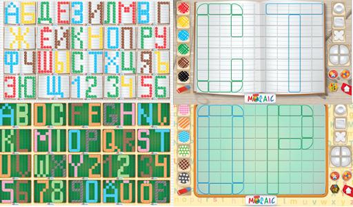 玩免費解謎APP|下載子供のモザイク(パズル) Lite app不用錢|硬是要APP