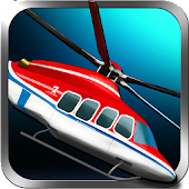 Simulator Helicopter Parking