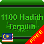 1100 Selected Hadith (Malay)