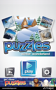 Winter Wonderland Puzzles - screenshot thumbnail