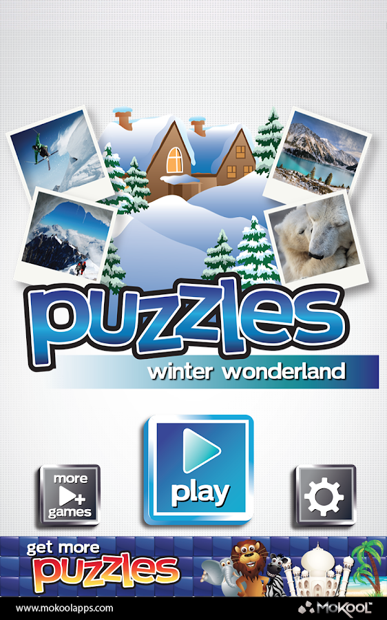 Winter Wonderland Puzzles- screenshot