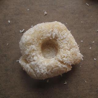 Coconut Jam Drops