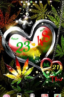 REGGAE LOVE+PEACE LiveWallpape- screenshot thumbnail
