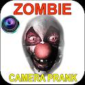 caméra zombie blague icon