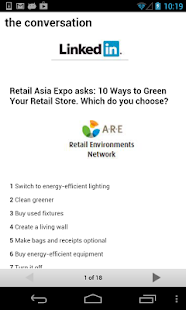 Retail Environments Magazine- screenshot thumbnail