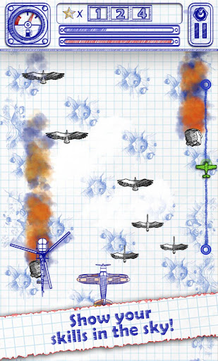 Doodle Planes 1.0.5 screenshots 15