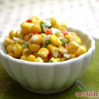 Sweet Corn Salad.