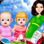 Newborn Baby Twins Care