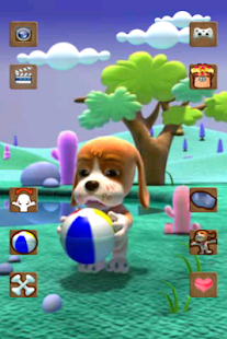 Talking Basset Free - screenshot thumbnail
