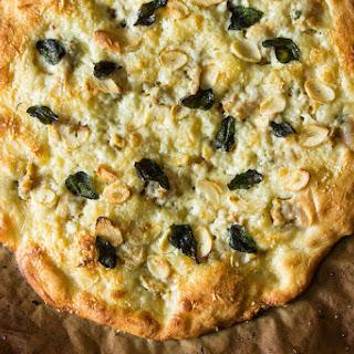 White Clam Pizza.