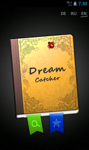 Dream book dictionary