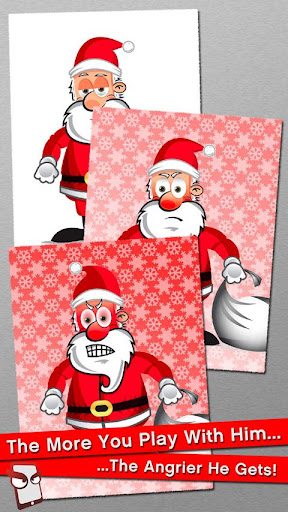 Angry Santa Free